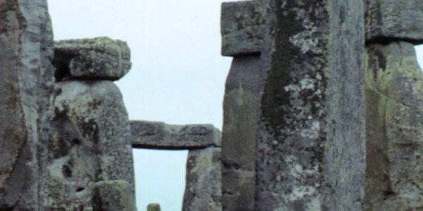 MEGALITHISM: Stonehenge, detail