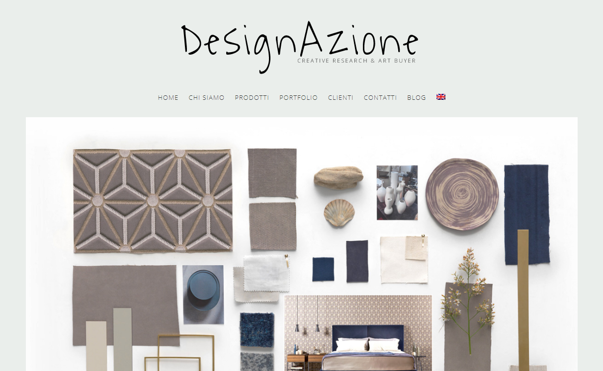 DesignAzione Creative research and Art Buyering